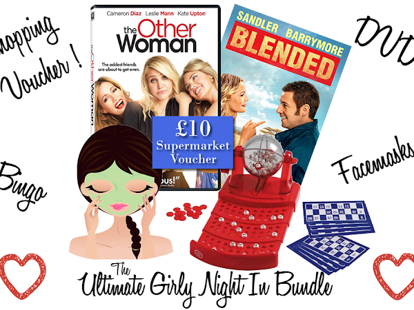 Win The Ultimate Girly Night In Bundle! ♡
