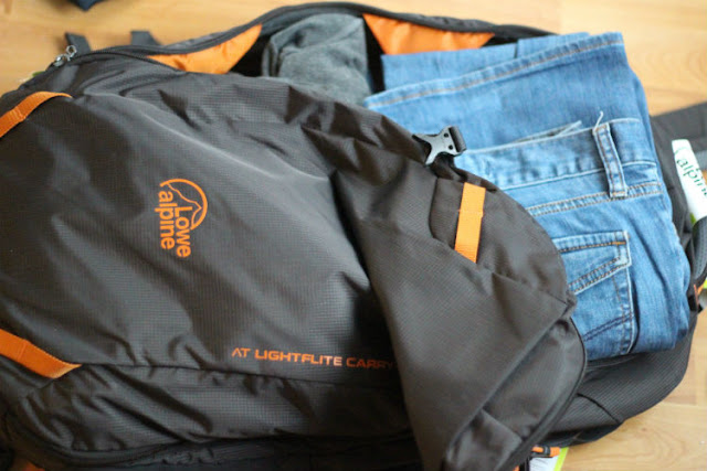 Tried and Tested: The Lowe Alping Cabin Light Bag