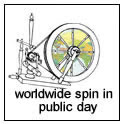 WORLDWIDE SPIN IN PUBLIC DAY 2013