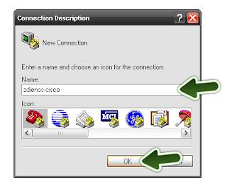 Cara Menghubungkan Cisco ke PC-Laptop