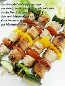 Kehebatan Sate Kebab