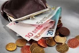 Euroja ja senttejä