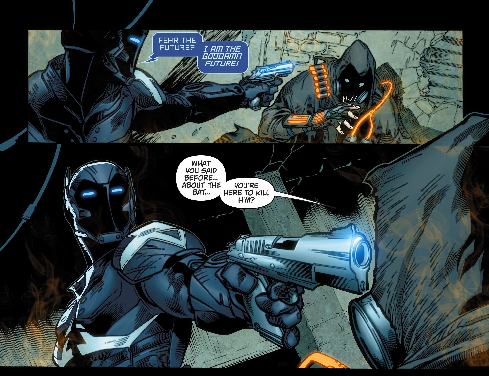 Batman: Arkham Knight [I] Issue #34 #36 - English 17