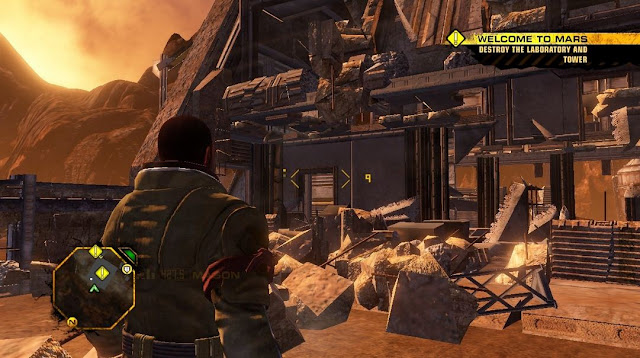 Red Faction: Guerrilla Screenshots 1