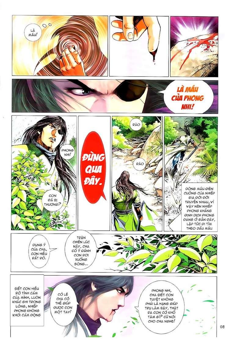 Phong Vân chap 628 Trang 8 - Mangak.info