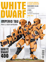 White Dwarf 216 de abril de 2013
