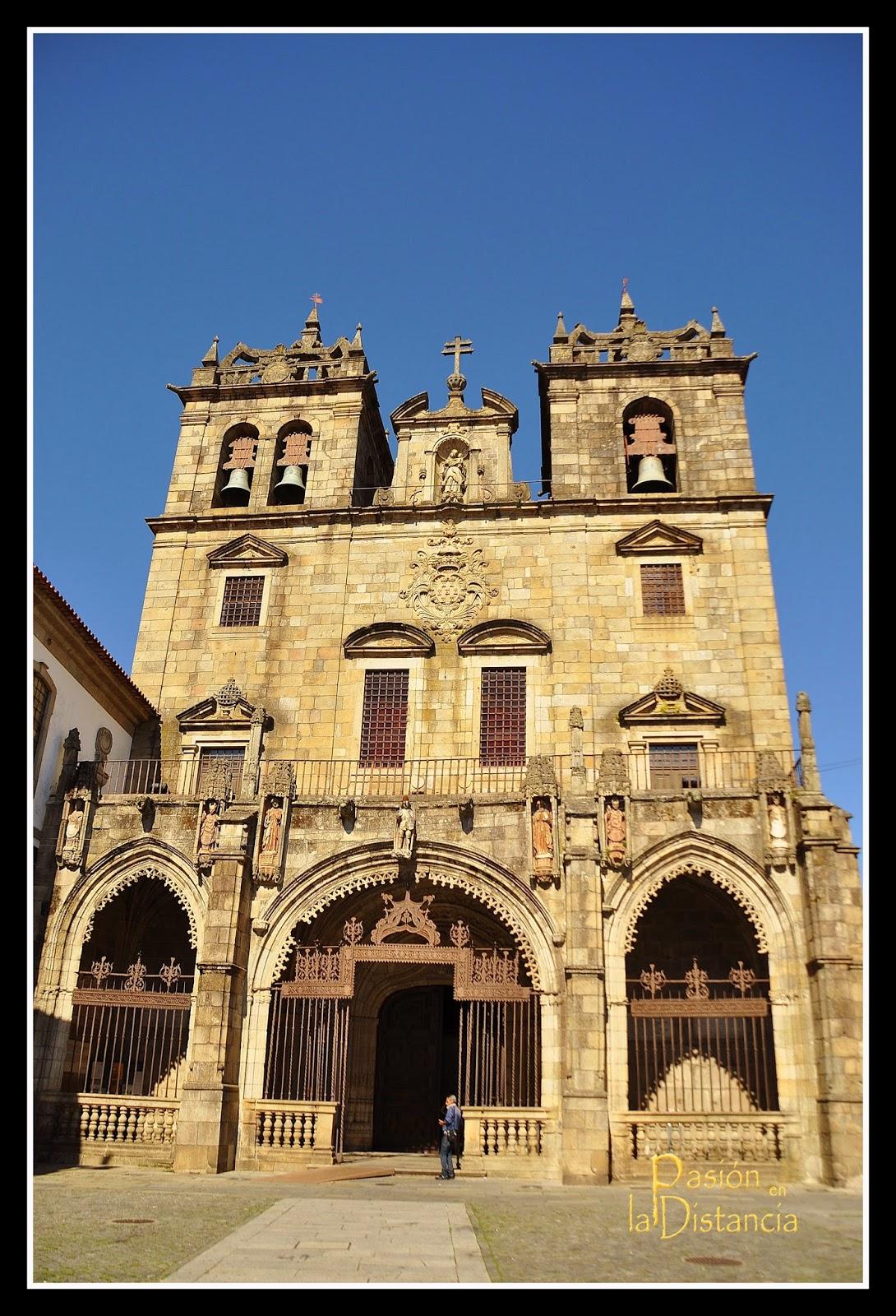 Fachada_Sé-Catedral_Braga