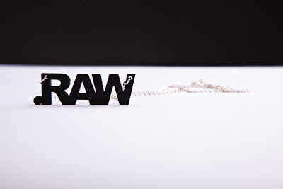 Photographers .RAW Necklace