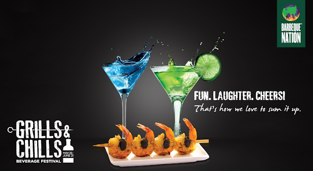 Grills and Chills Festival at Barbeue Nation, Noida