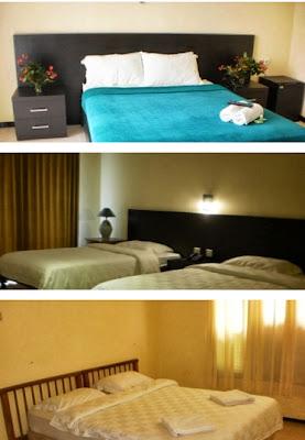 Kamar Hotel Grand Pujon, hotel di Batu Malang, 085 755 059 965