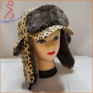 Wholesale Leopard Printing hat