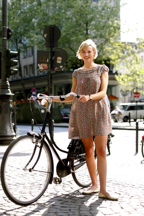 21th Coco Fashion Bike