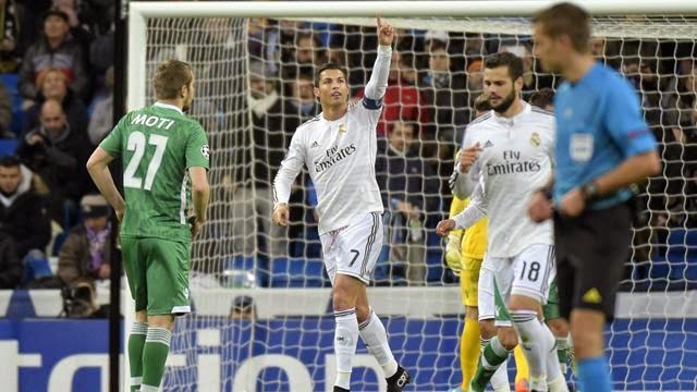 اهداف مبارة ريال مدريد و لودوجوريتس رازجراد  4- 0 فى دورى ابطال اوربا