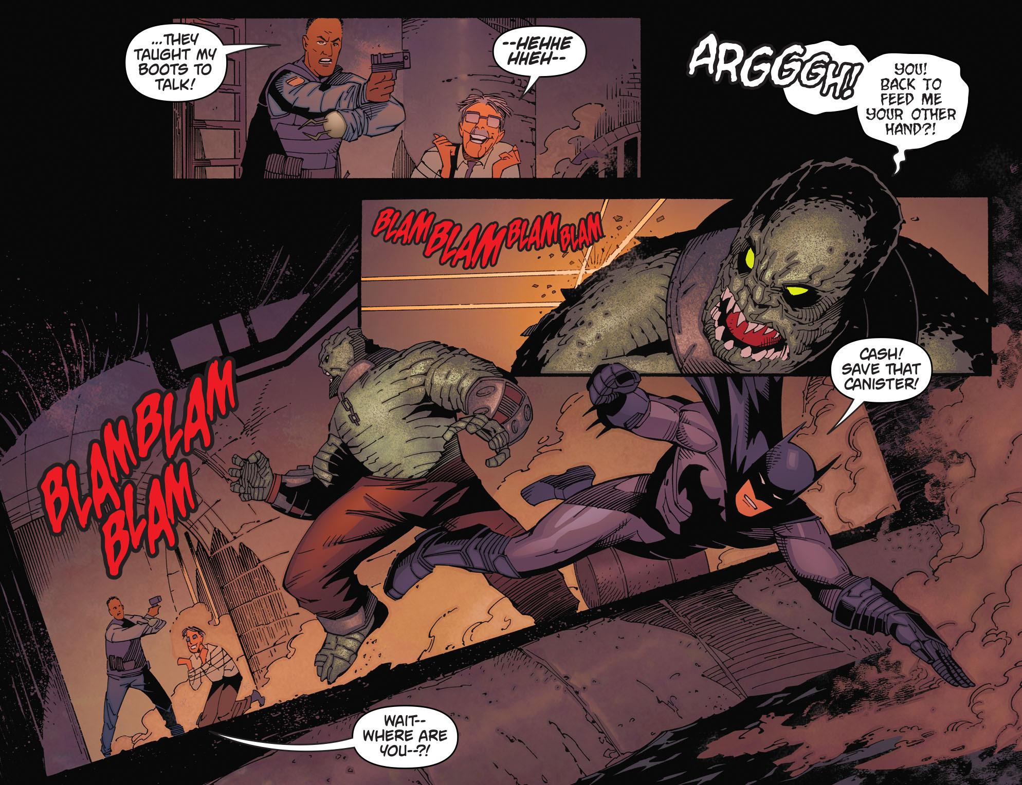 Batman: Arkham Knight [I] Issue #6 #8 - English 17