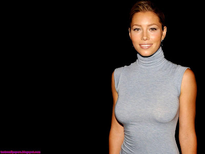 Jessica Biel cute girl wallpaper HD