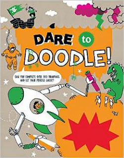 Dare to Doodle: Can You Complete Over 100 Drawings and Let Your Pencils Loose?