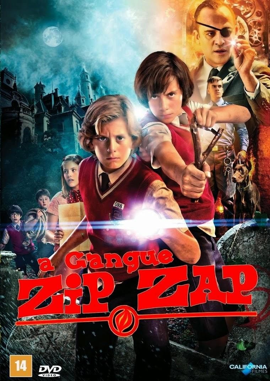 A Gangue Zip e Zap – Dublado (2013)