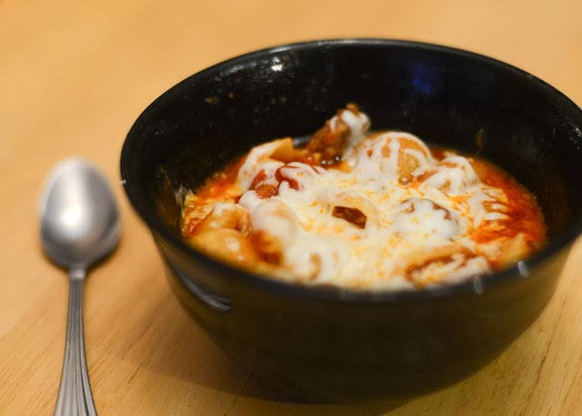 Slow Cooker Lasagna Soup Recipe, Main Dish, Meat