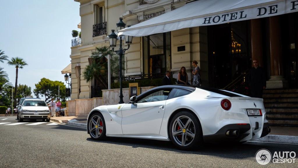 Ferrari F12 Berlinetta White - image #111