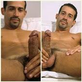Cesar: lindo macho com cavanhaque sexy
