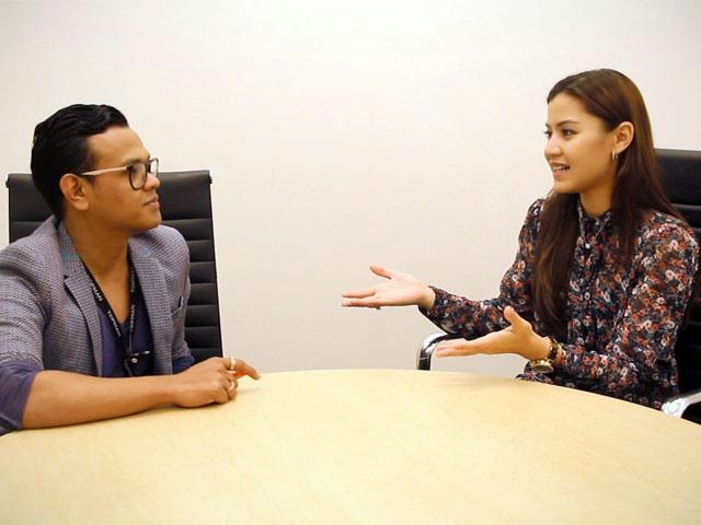 Temubual Eksklusif Bersama Lisa Surihani - E! News Asia Special