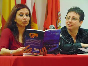 3ª Presentación del Silencio de la Luna presentado por Yolanda Gutierrez