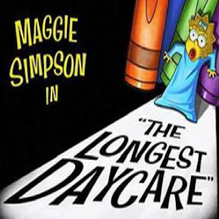 pelicula Maggie Simpson 3d