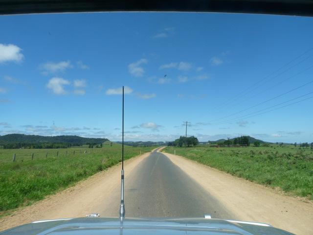 THE LONG NEVER ENDING ROAD