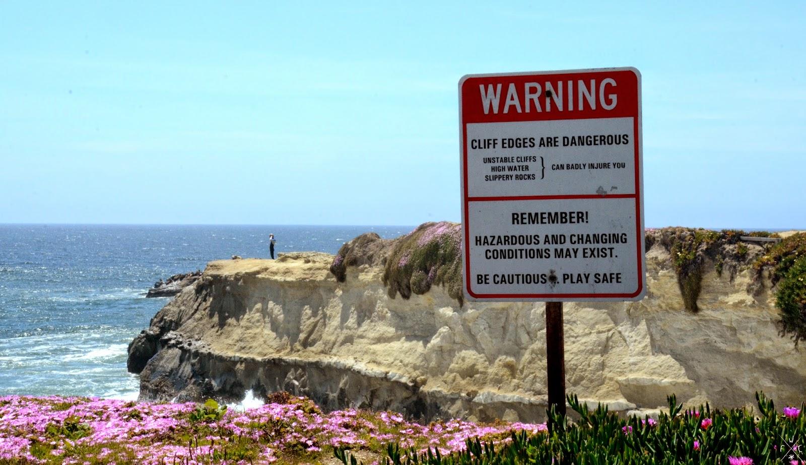 Steamer Lane, Santa Cruz, Californie, USA