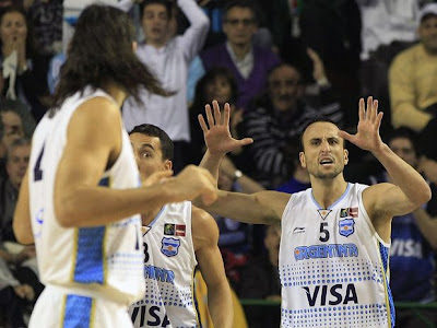 Argentina, Nigeria, Basquet, Juegos Olmpicos, Londres 2012