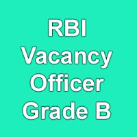RBI Grade Recruitment 2015