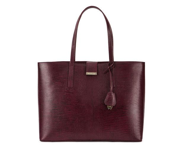burgundy lizard handbag, burgundy bag whistles,