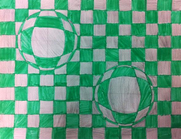 Иллюзии с бумагой своими руками