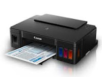 Canon PIXMA G1000 Driver Download, Specification, Printer Review