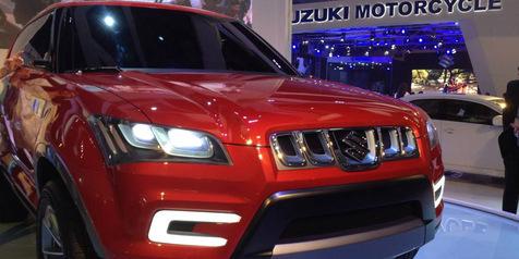 Suzuki Tengah Bersiap Luncurkan Compact SUV Baru!