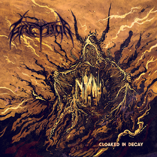 GRETHOR - Cloaked In Decay