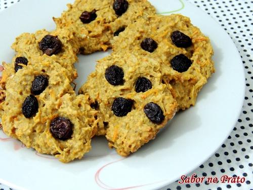 receita de cookies saudáveis para bebês e crianças