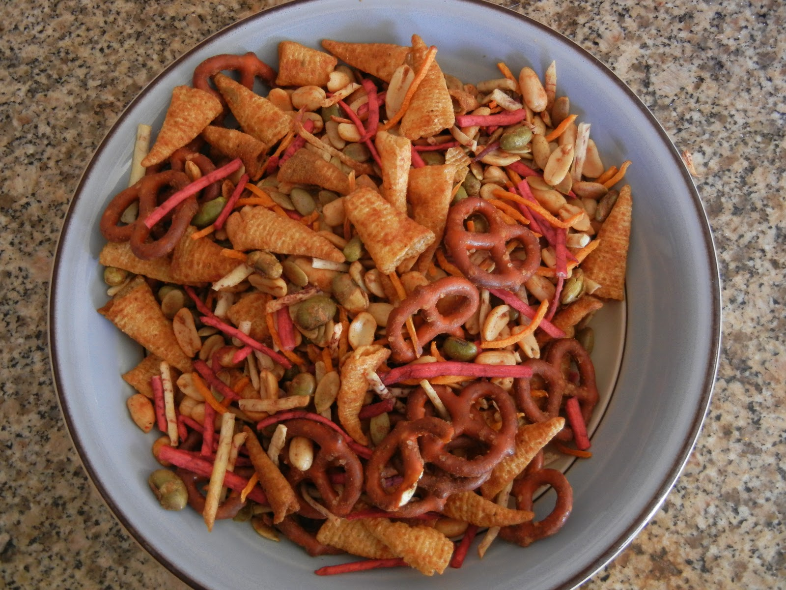 From My Southwest Kitchen: BA: Party Mix