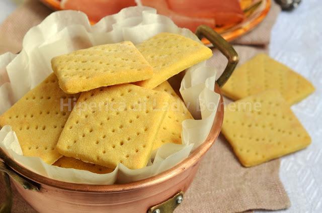 ricetta biscotti salati al formaggio