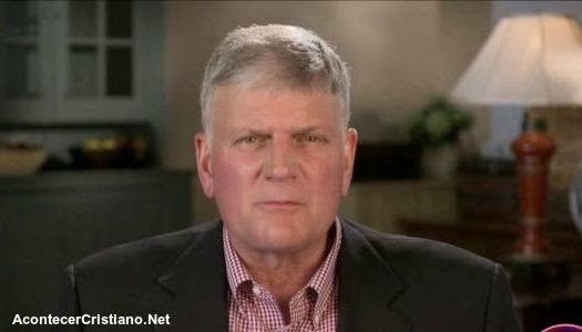 "Franklin Graham: ""Obama es responsable del Estado Islámico"""