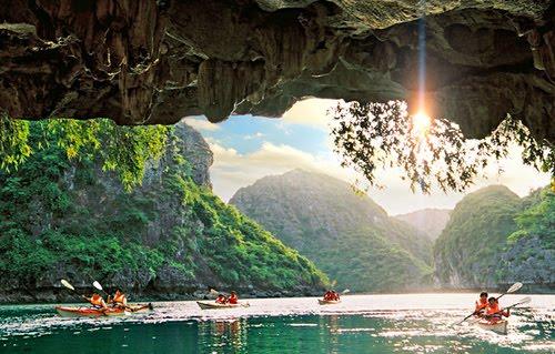 Bahia de Halong, Viajes Vietnam