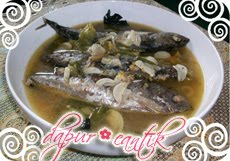 Gambar Resep Masakan Tumis Pedas Pindang Ikan Kembung Dapur Cantik