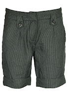 Pantaloni scurti Pull and Bear Lisle Dark Grey (Pull and Bear)