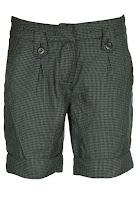 Pantaloni scurti Pull and Bear Lisle Dark Grey (Pull and Bear)