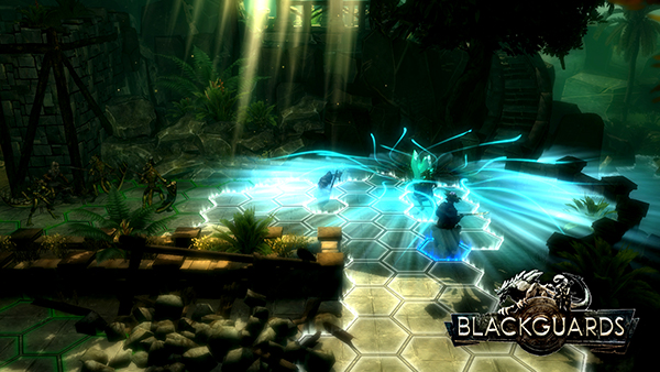 Blackguards - FLT With Crack screenshot 3
