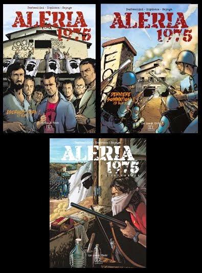 Aleria 1975 (2 tomes + 1 Intégrale)