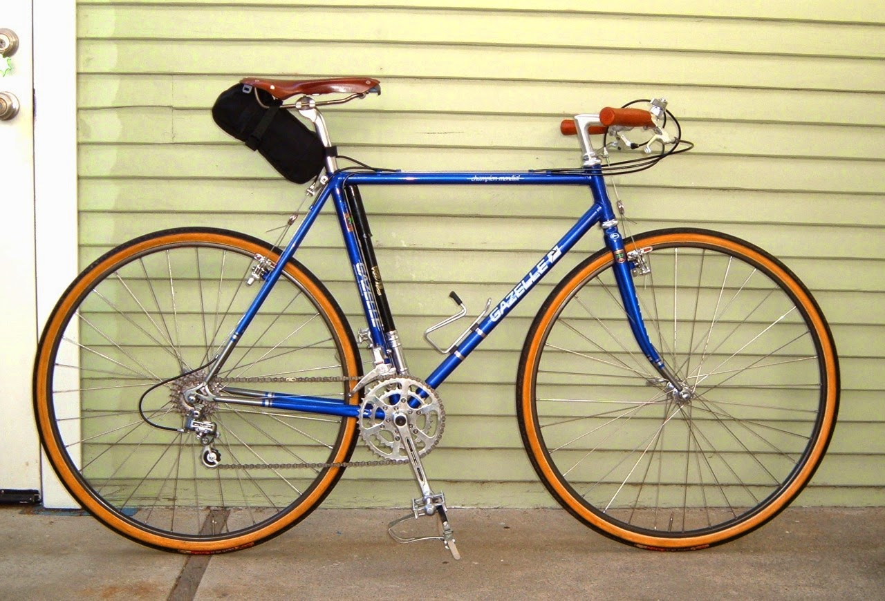 lle cyclocross bike, bicycle, build, Jonsan, Holland, Netherlands, Dutch, California