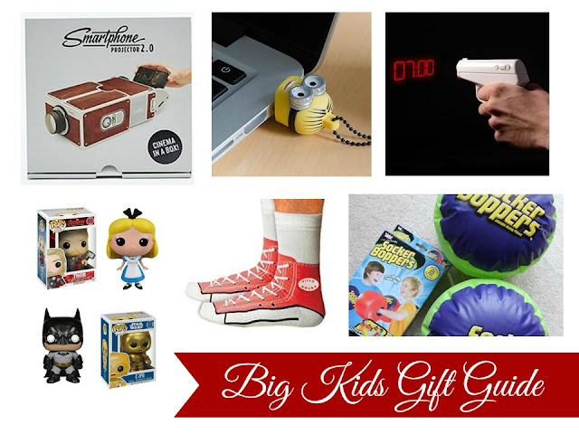 Big Kids Christmas Gift Guide