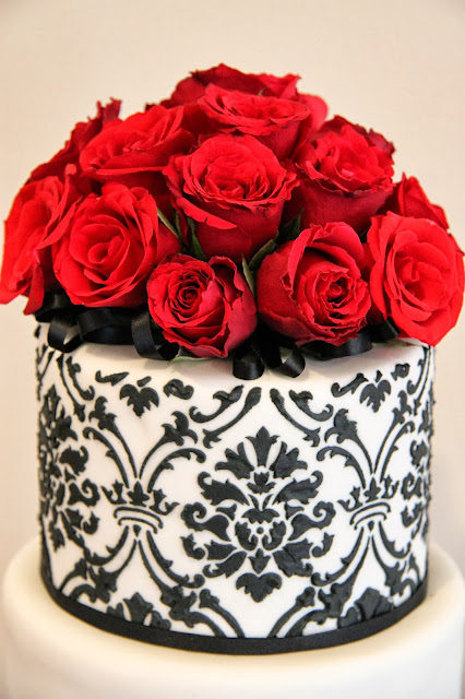 Rtr Icing Cake Roses