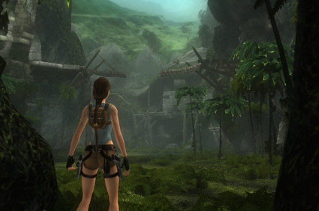 Tomb Raider Anniversary Free Download Games PC